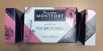 Foie gras de canard Création 2 - Produit - fr