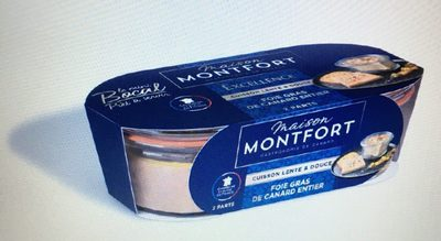 Foie gras de canard entier Excellence - Product