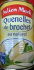 Quenelles de brochet au naturel - Product