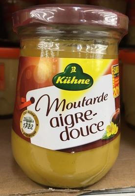 Moutarde aigre-douce - Produit