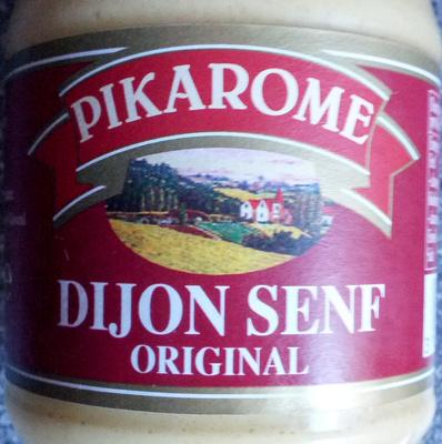 Dijon Senf Original - Produkt