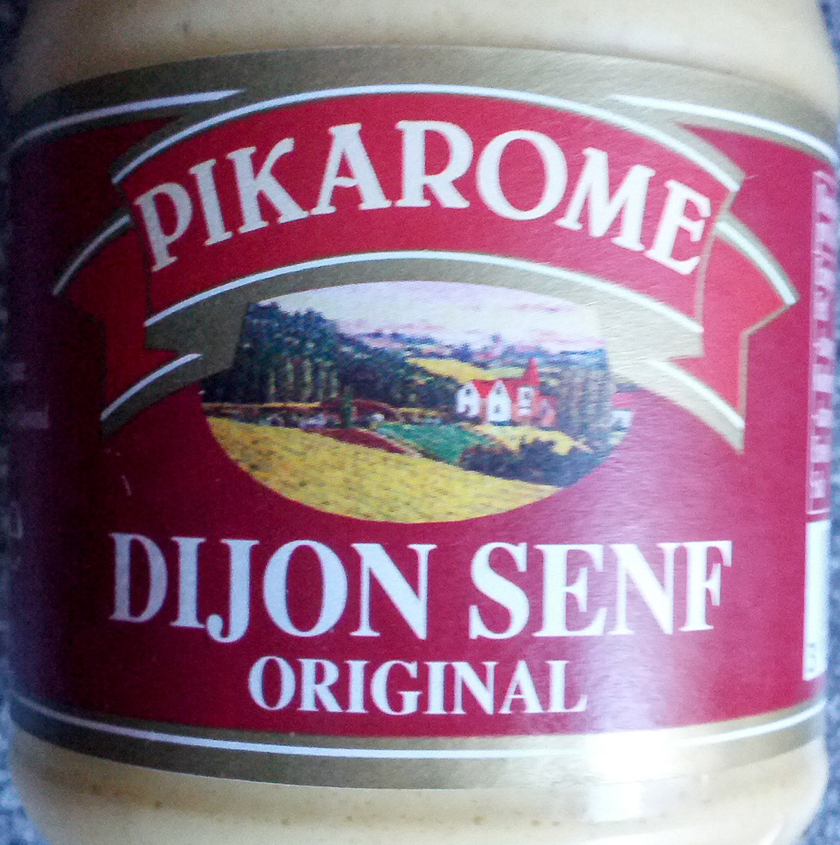 Dijon Senf Original - Produit
