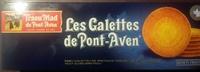Les Galettes de Pont-Aven - Producto