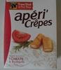 Apéri' Crêpes tomate & romarin - Product