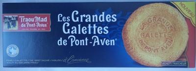 Les Grandes Galettes de Pont-Aven - Produit - fr