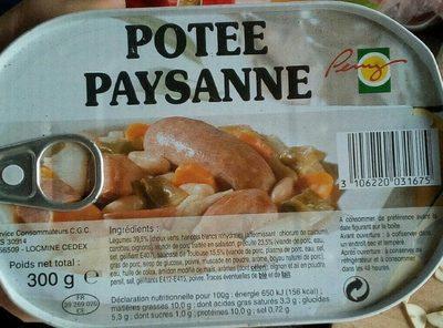 Potee paysanne - Produit - fr