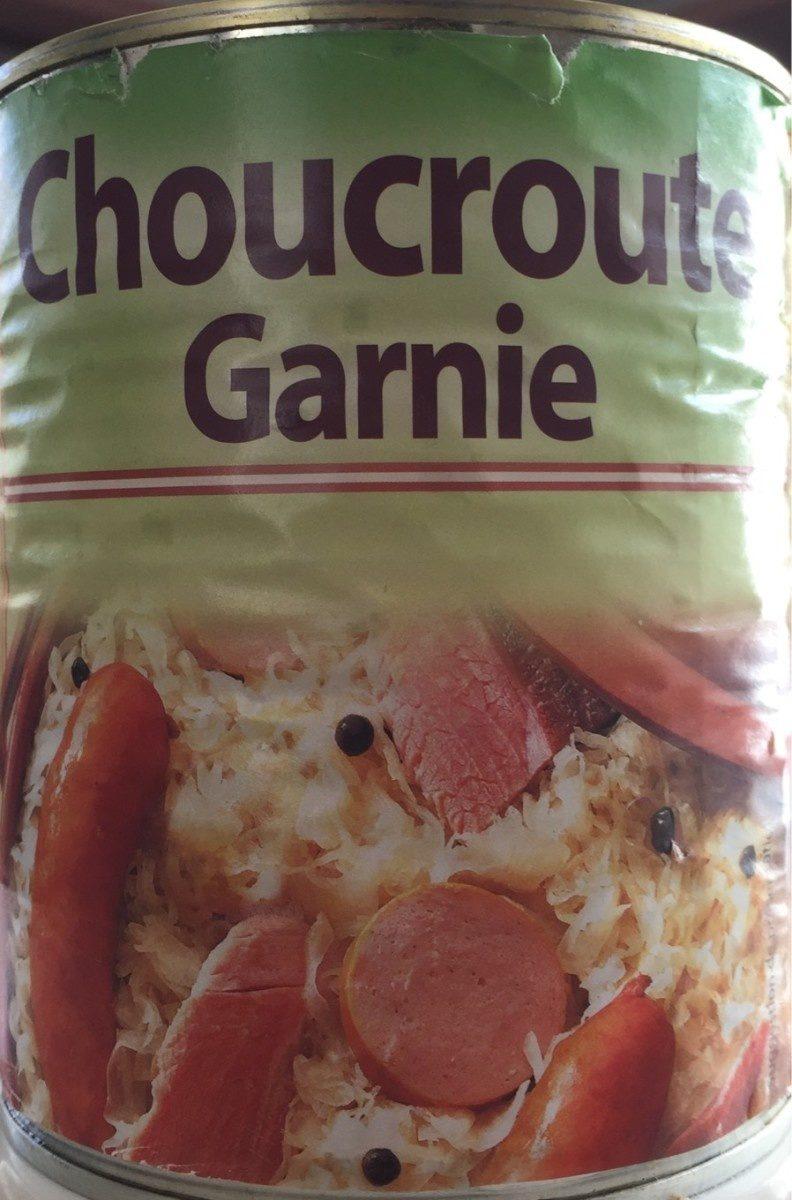 4 / 4 Choucroute Garnie - Produit - fr