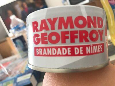 Brandade De Nîmes Raymond, 1 / 6 - Informations nutritionnelles - fr