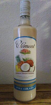 Clement Punch coco 70cl - Produit