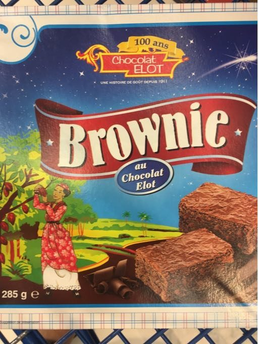 Brownie au chocolat Elot - Product - fr