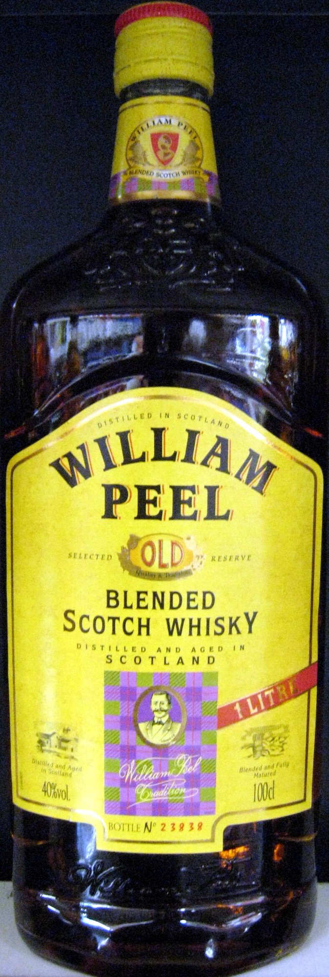 Old Blended Scotch Whisky - Product
