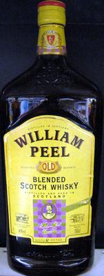Whisky Ecosse blended sans âge 150 cl William Peel - Produit - fr