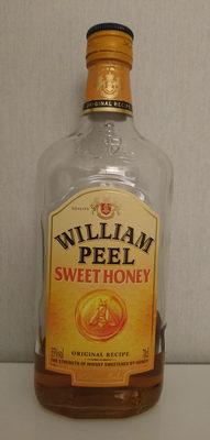 William Peel Honey 35° 70CL - Product