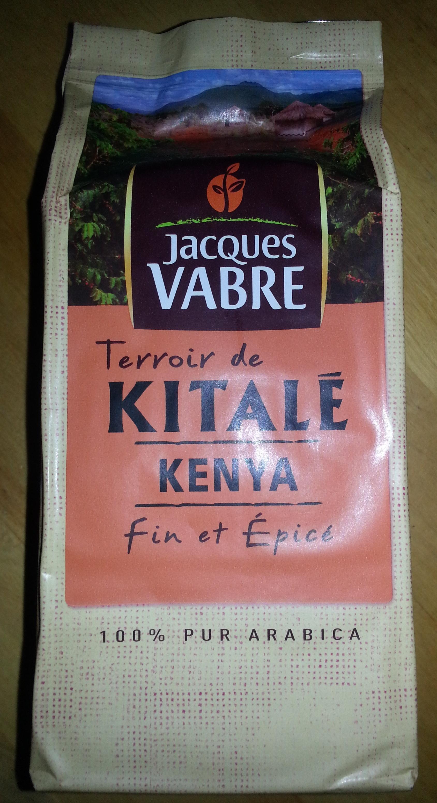 Café Kitalé Kenya - Produit