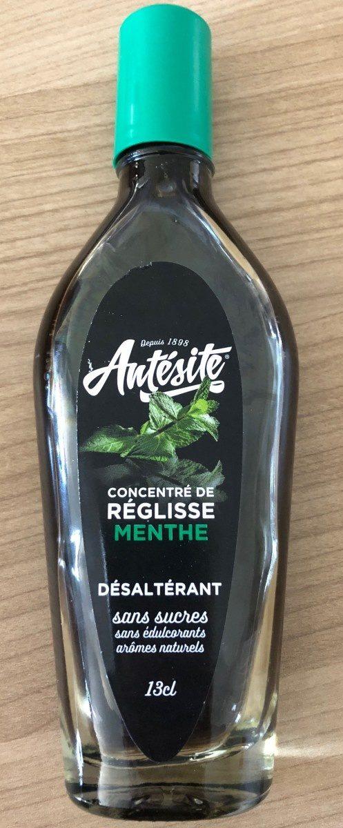 Antésite concentré de Réglisse Menthe - Product