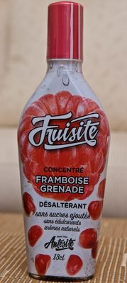 Fruisite Framboise Grenade - Produit