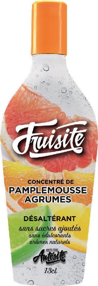 Concentré Pamplemousse Agrumes - Produit - fr