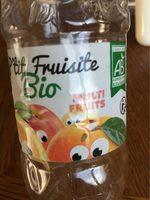 P'tit Fruitiste Bio multi fruits - Produit - fr