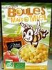 Les petites Boules de Maïs o' Miel - Produit