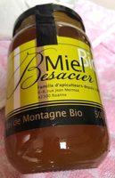 Miel Besacier de montagne bio - Produit - fr