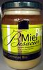 Miel crémeux bio Besacier - Product