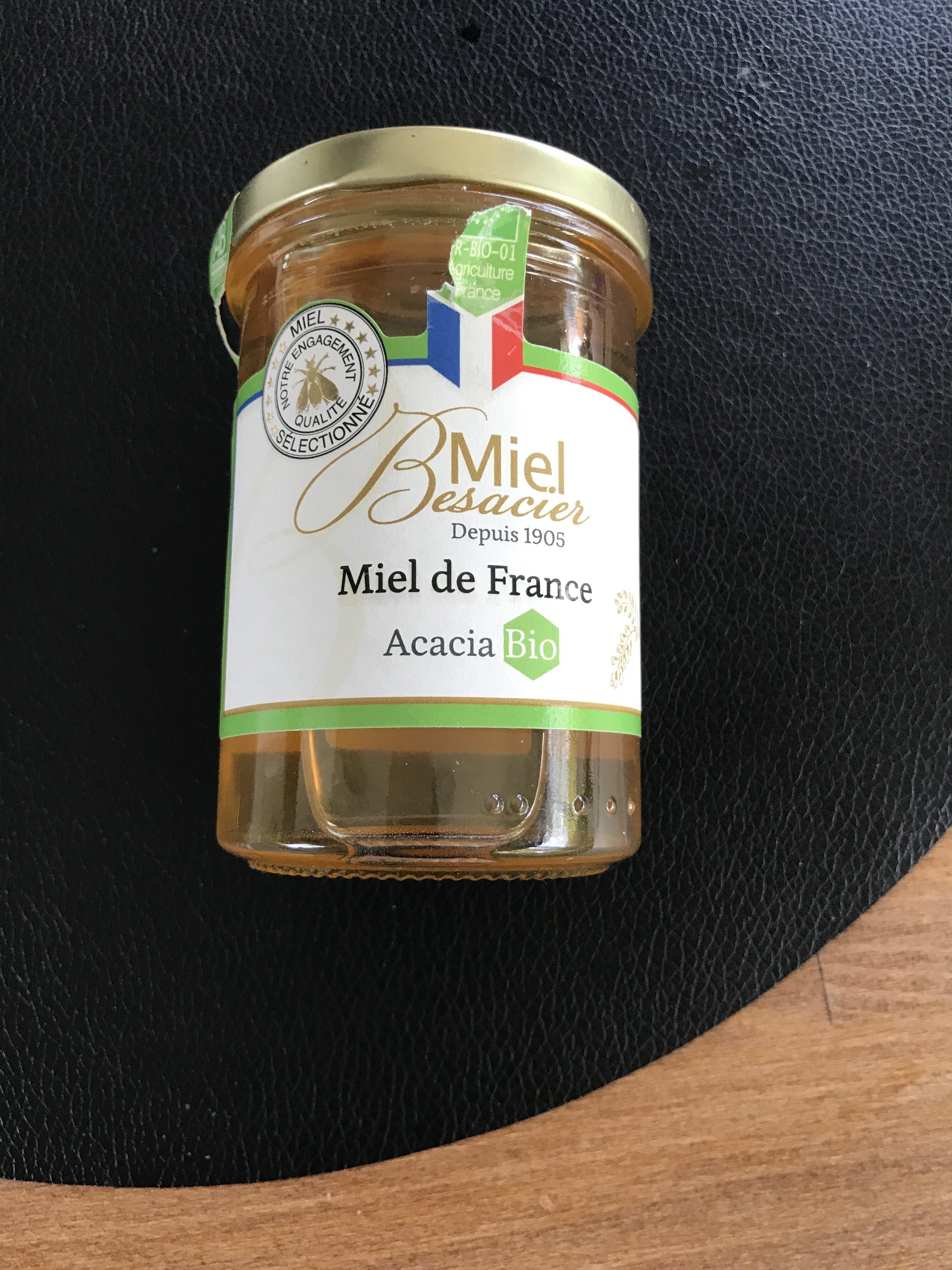 Miel besacier - Product - fr