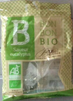 Bonbons au miel saveur eucalyptus - Prodotto - fr