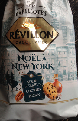 Les papillottes - Noël à New York - Product