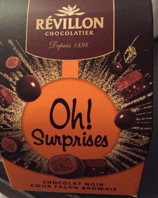 Oh surprises - Product