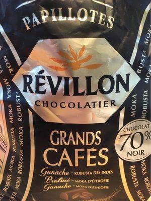 Papillotes Grands cafés - Produit