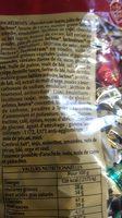 Chocolats fourrés au praliné - Ingredients