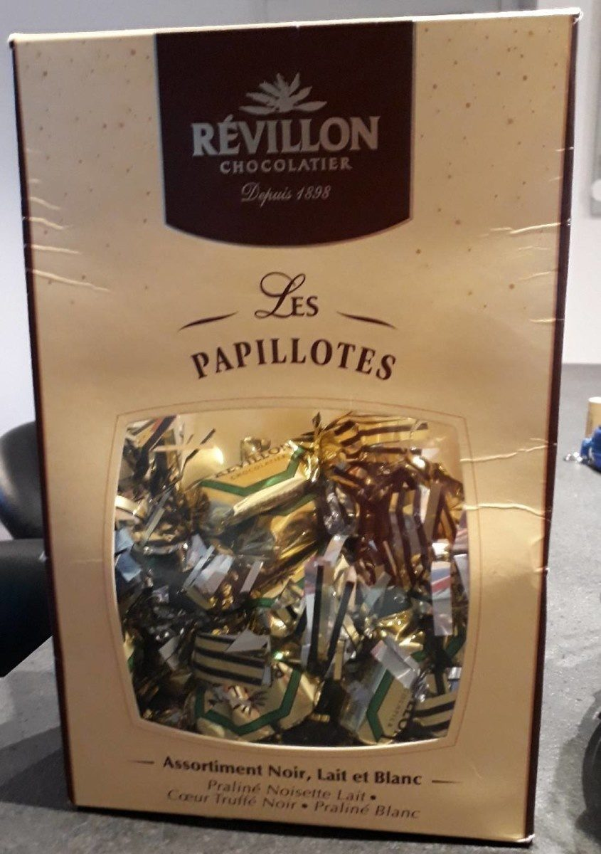 Les papillotes - Product - fr