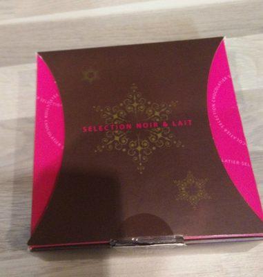 Assortiment de bonbons au chocolat - Produit