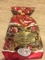 Papillotes Pralinés - Assortiment Lait et Noir - Product