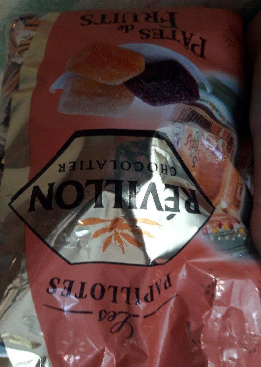 Pâtes de Fruits - Product
