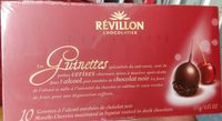 Les Guinettes - Bonbons de chocolat - Prodotto - fr
