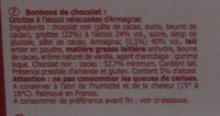 Les Guinettes - Ingredienti - fr