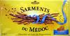 Sarments du Médoc Chocolat au lait de Dégustation éclats de nougatine Révillon - Product