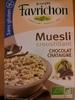 Muesli croustillant Chocolat Châtaigne - Produit