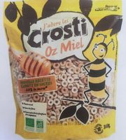 Crosti Oz Miel - Produit