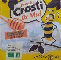 Crosti oz Miel - Product - fr