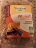 muesli croustillant orange chocolat - Product