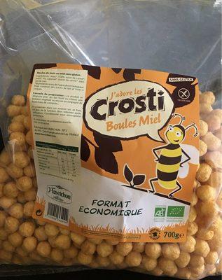 Crosti Boules Miel - Prodotto