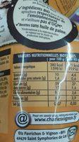 Muesli bio figue, datte, orange, amande - Nutrition facts - fr