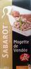 Mogette de Vendée Sabarot - Produit