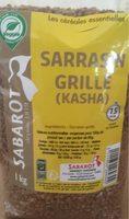sarrasin grillé (Kasha) - Product - fr