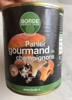 Panier gourmand de champignon - Produkt - fr