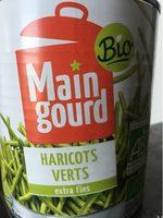 Haricots verts - Produit - fr