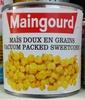 Maïs doux en grains - Product