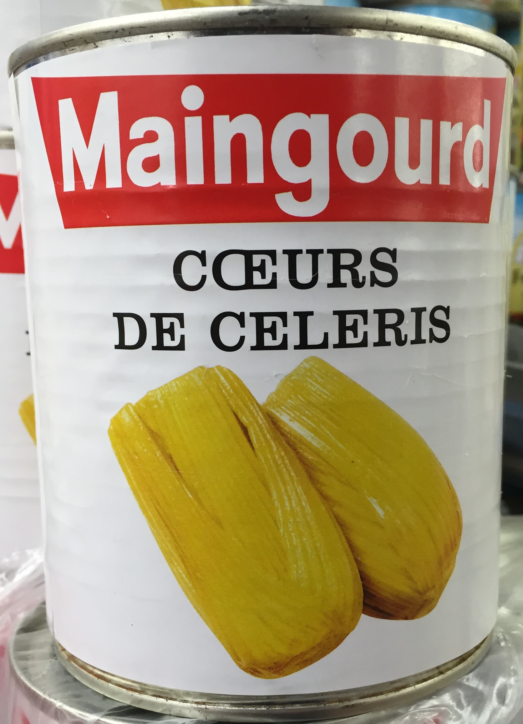 Cœurs de Céleris - Product